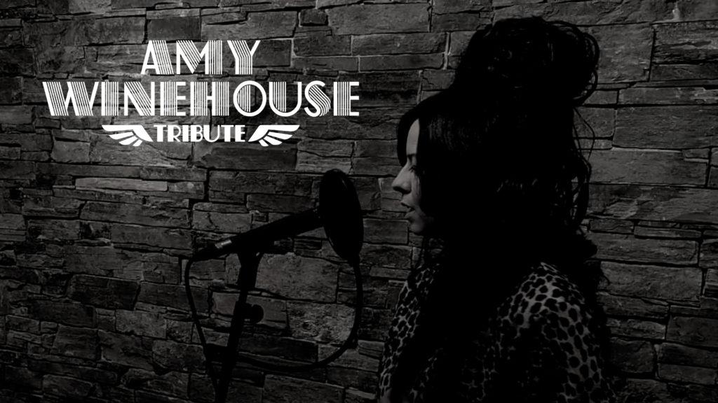 Amy Winehouse Tribute - Aly Alma