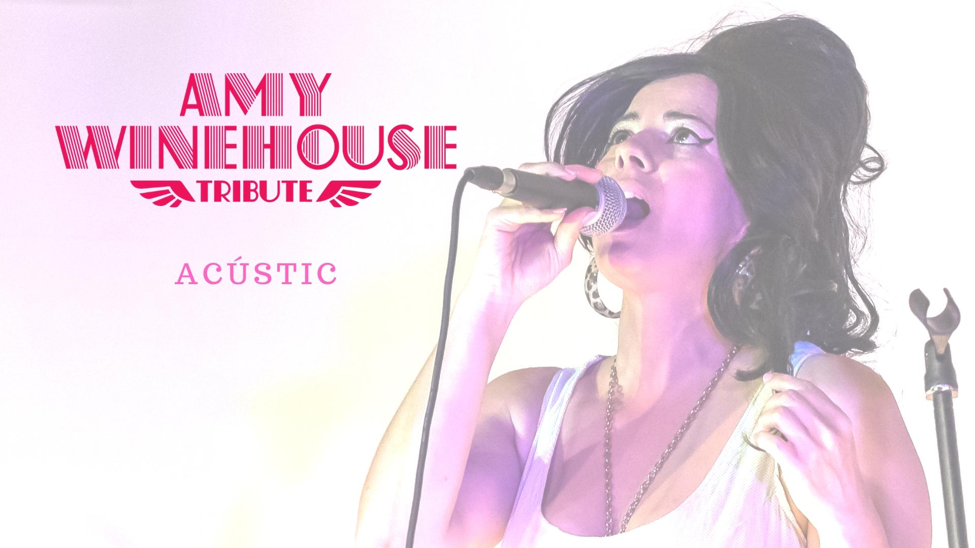 Amy Winehouse Tribute - Aly Alma Music