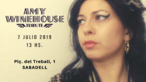 Amy Winehouse Acoustic Tribute - Aly Alma