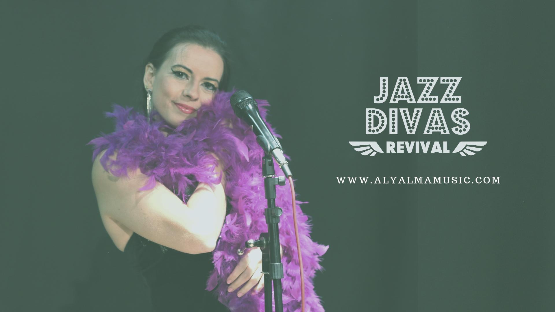 Jazz Divas Aly Alma Music