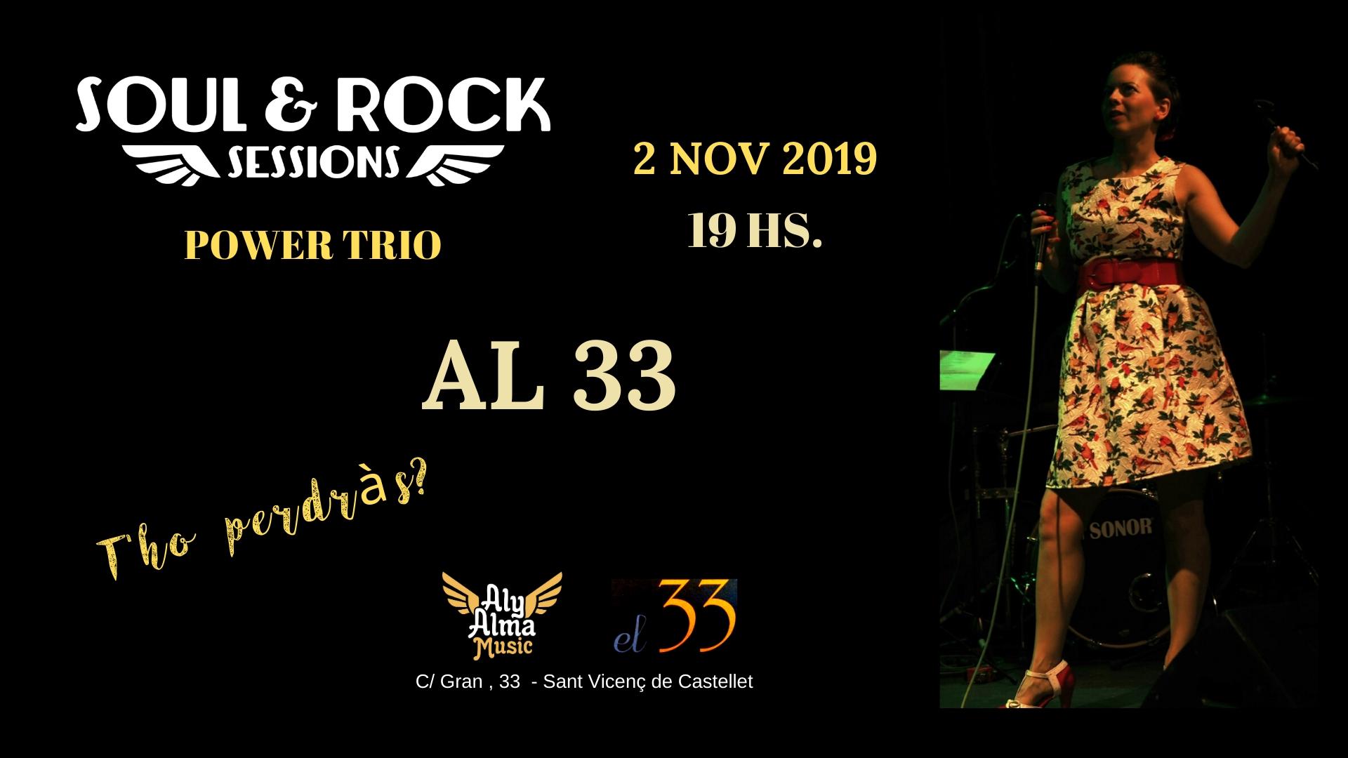 Soul & Rock - Aly Alma Music