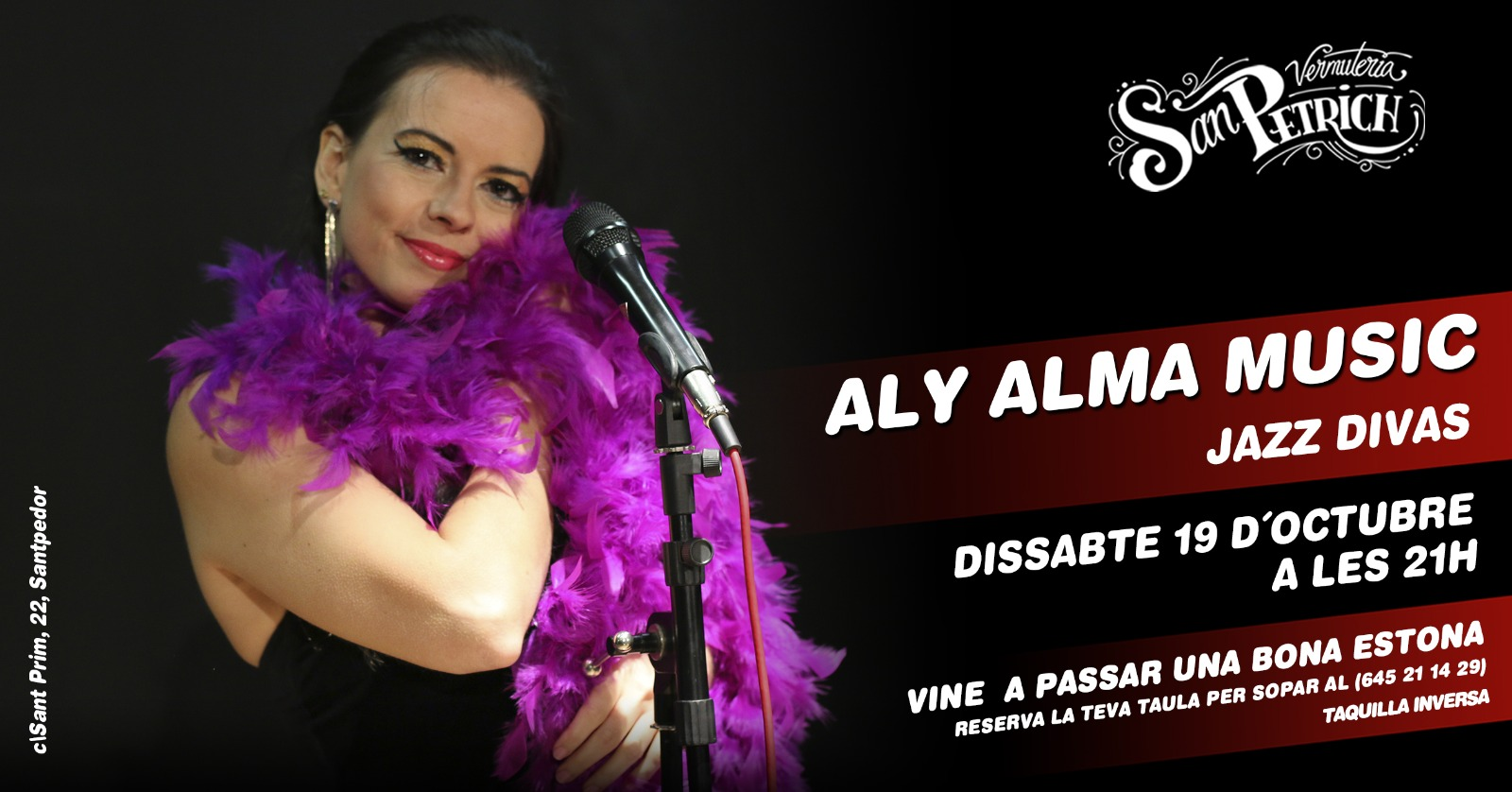 Aly Alma - JazzDivas