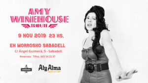 Aly Alma Music - Amy Winehouse Tribute