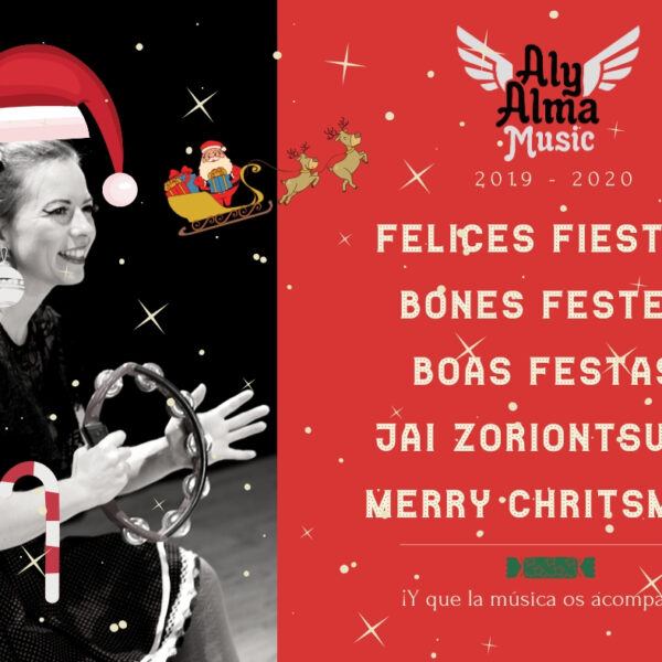 Felices Fiestas- Aly Alma Music