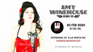 Amy Winehouse Tribute - Aly Alma