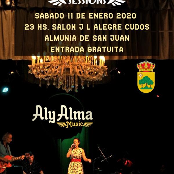 Aly Alma Quartet - Soul & Rock