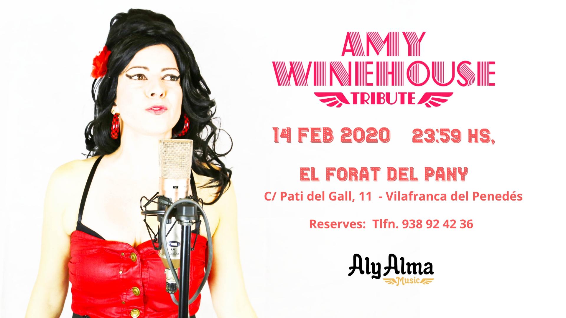 Amy Winehouse Tribute
