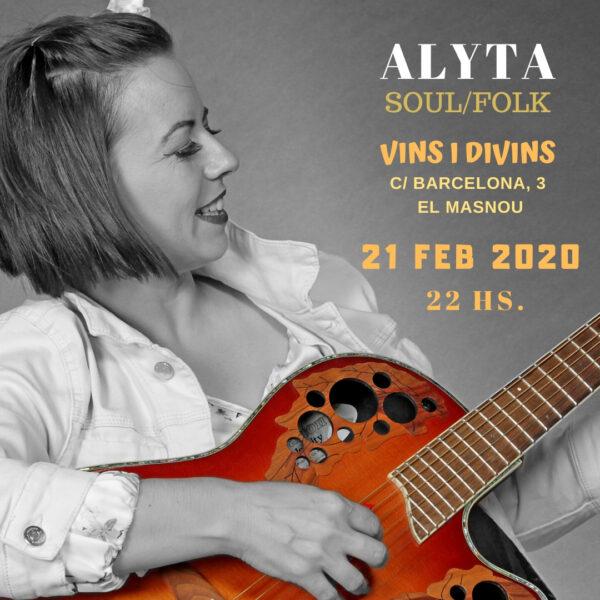 Alyta : Soul &Folk