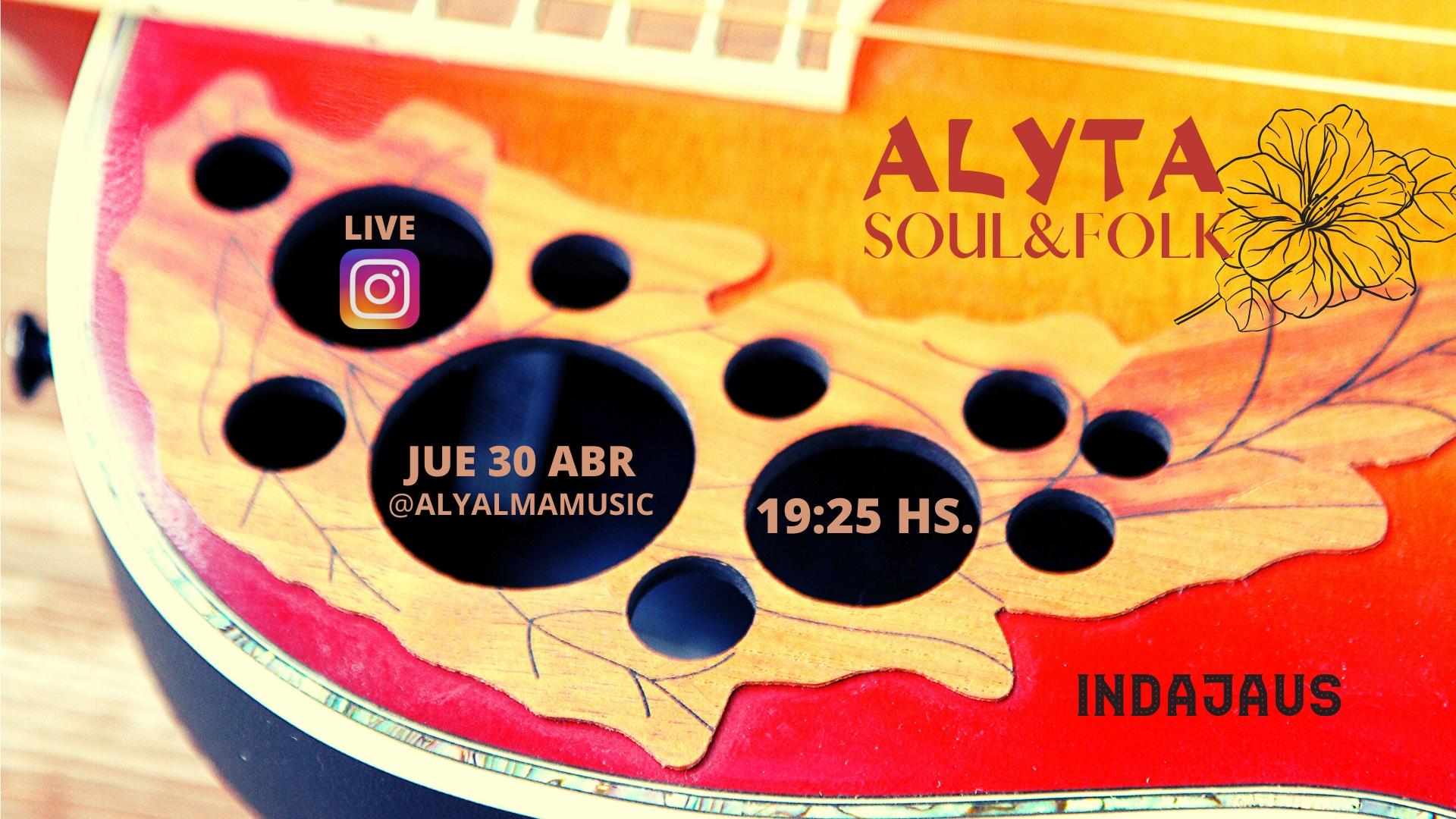 Alyta concert - Aly Alma Music