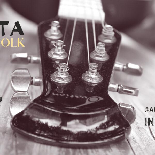 Cartel concierto Alyta