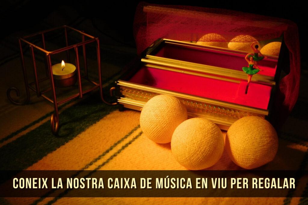 Coneix la Nostra Caixa de Música en Viu