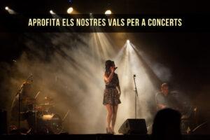 Aprofita els nostres vals per a concerts - Aly Alma Music