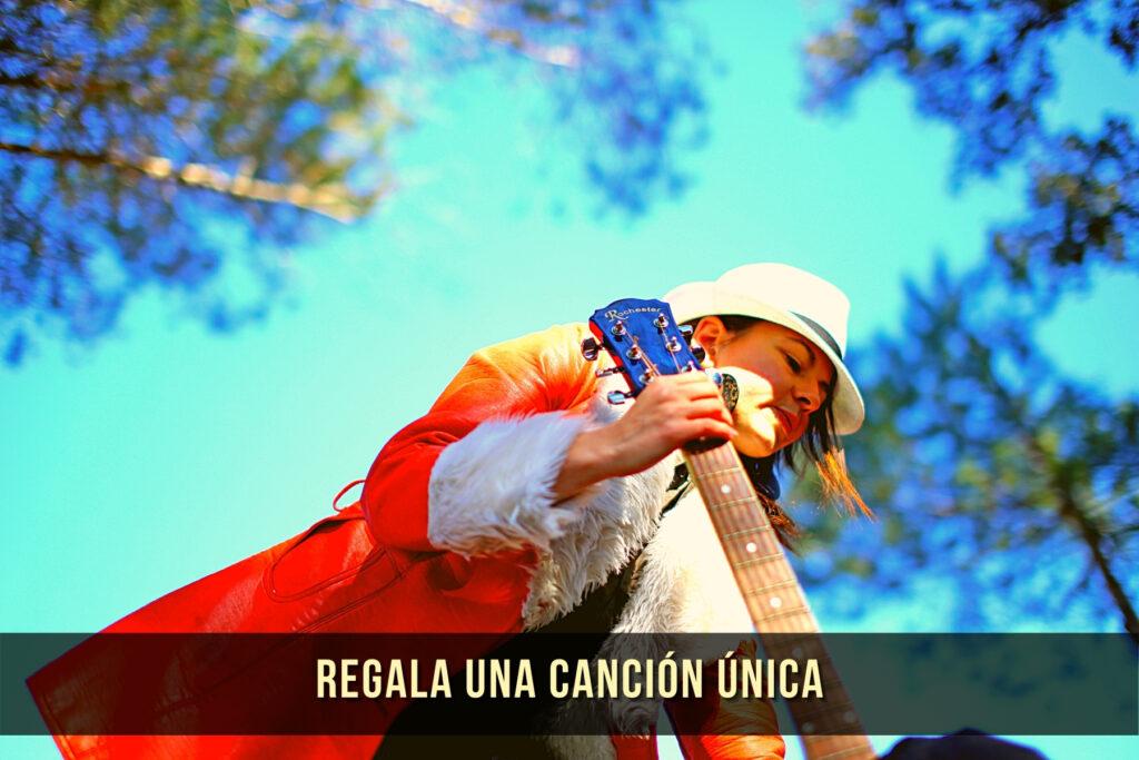 Regala una Canción Única - Aly Alma Music