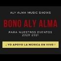 Bono Concierto Aly Alma Music