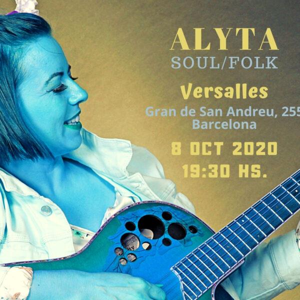 Música en Viu - Alyta : Soul&Folk