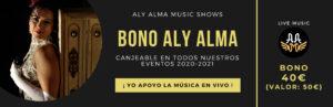 Bono 40 Aly Alma Music