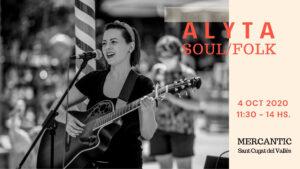 Alyta : SoulFolk - Música para eventos