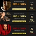 Bonos para Conciertos - Aly Alma Music