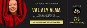 Vals 30 per als nostres concerts - Aly Alma Music