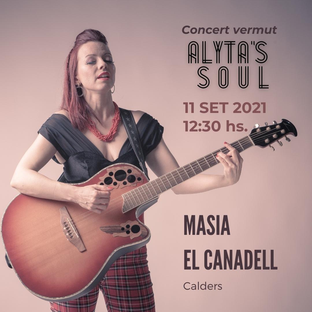 Concierto Alyta's Soul en Calders 2021